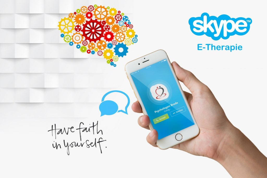Psychologen Breda - Skype
